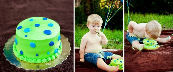 Smash Cake Photographer.