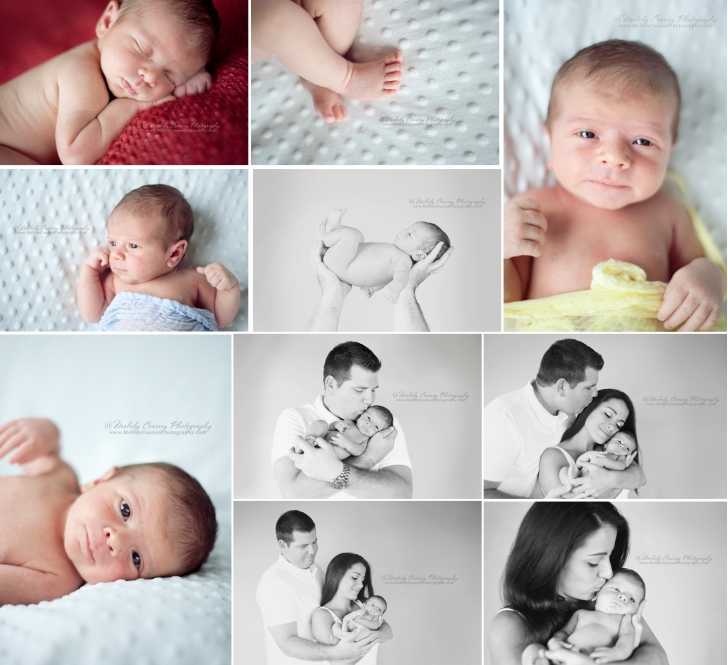 Jacksonville Beach Newborn Portrait Photographer